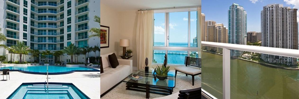 Квартиры Met 1 в Майами на продажу