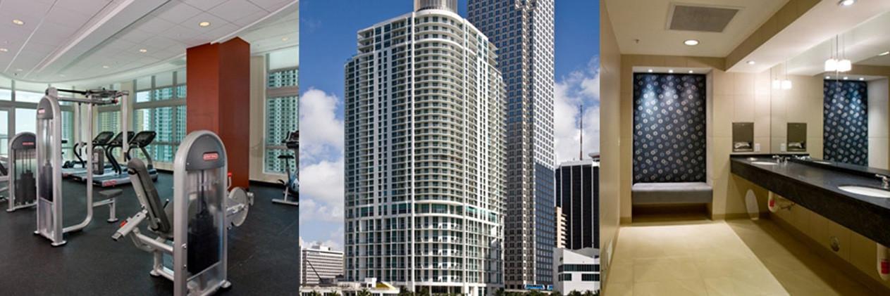 Кондоминиумы Met 1 в Майами на продажу