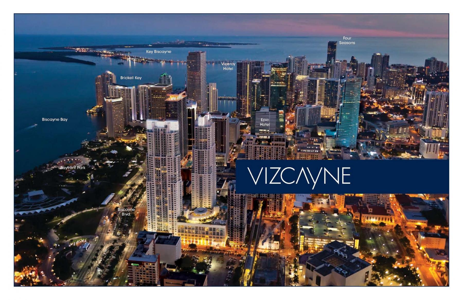 Vizcayne Downtown / Biscayne Condos for Sale