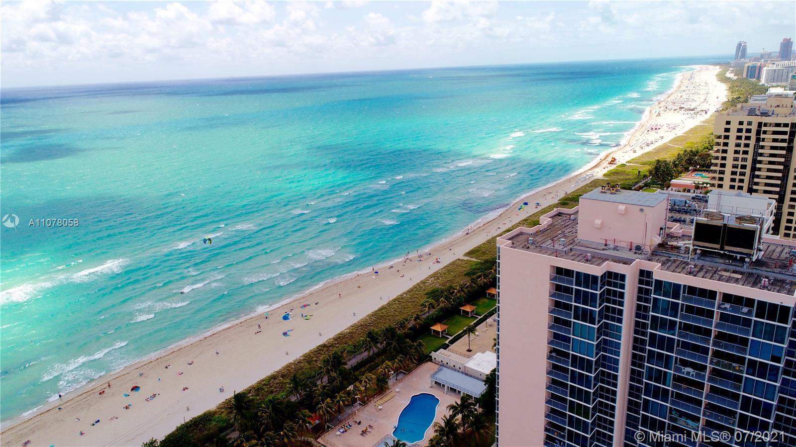 Mirasol Ocean Towers - Квартиры на Южном пляже