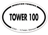 Winston Tower 100 logo