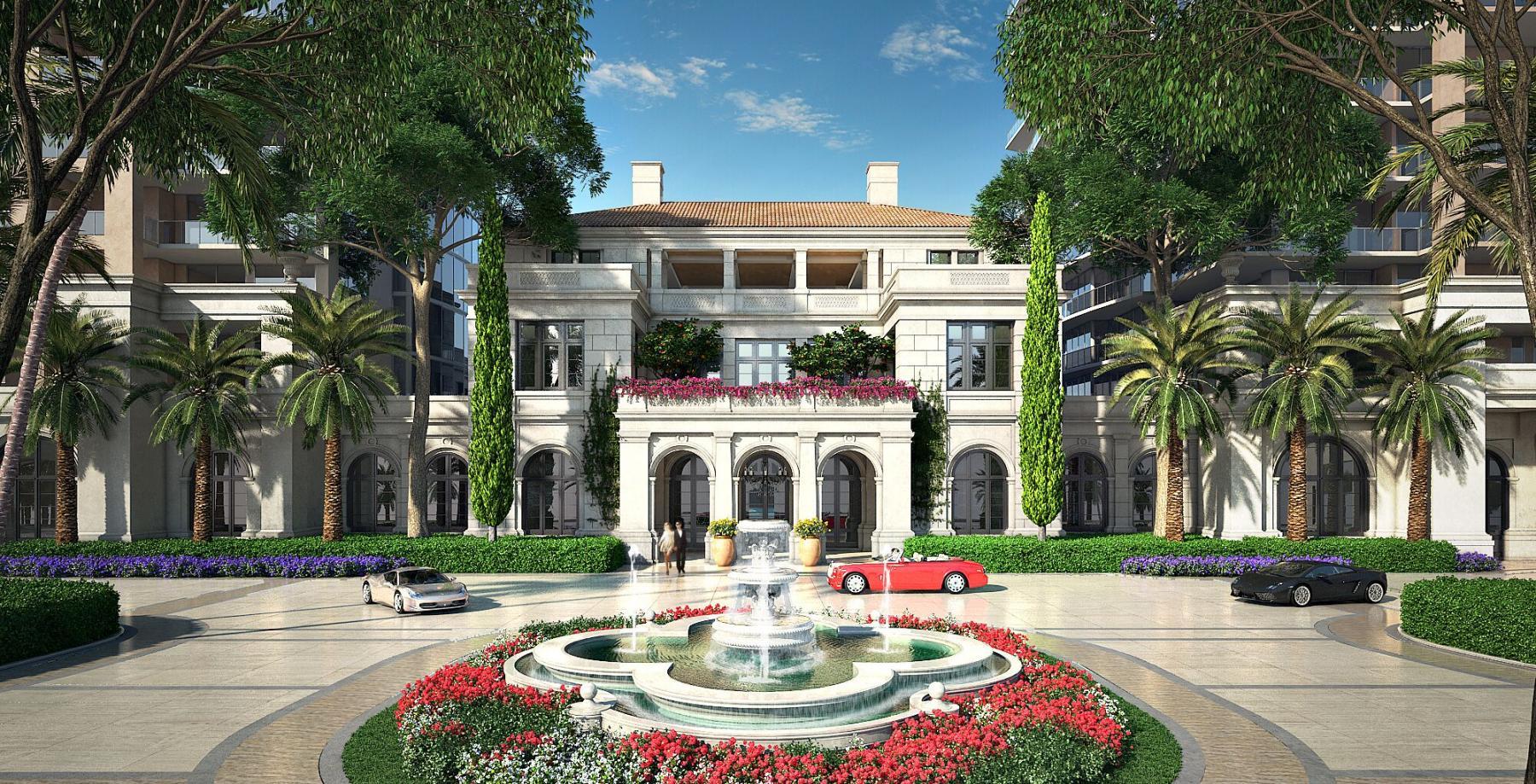 The Estates at Acqualina Condos for sale