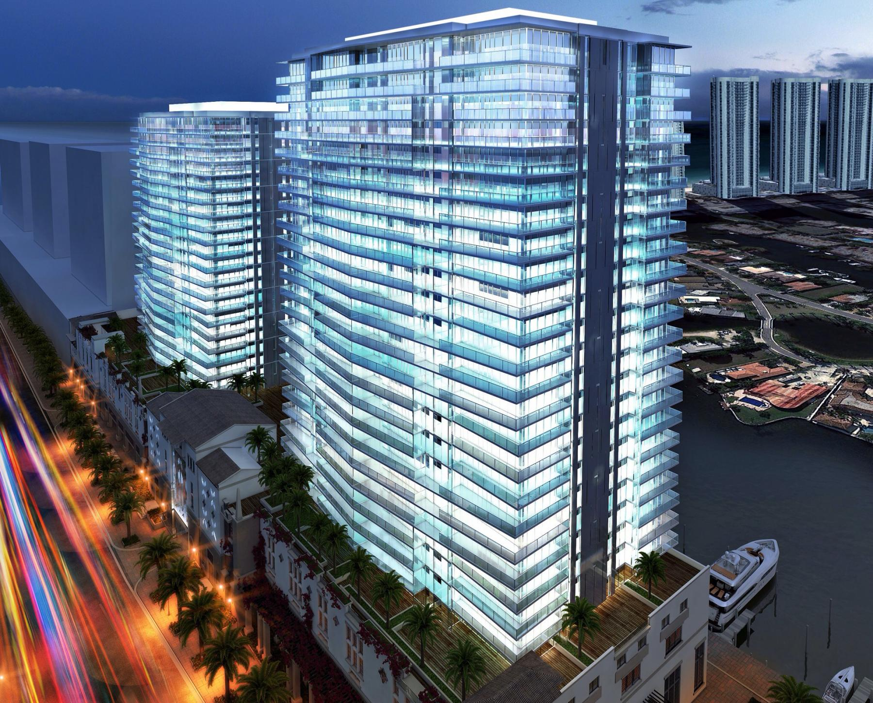 Parque Towers Sunny Isles Beach Condos for Sale