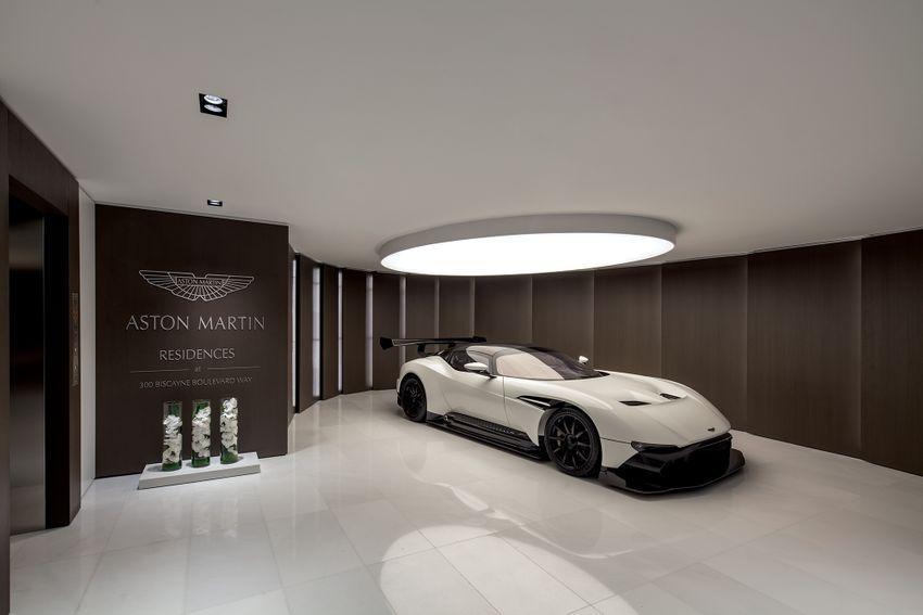 Aston Martin Резиденции на продажу