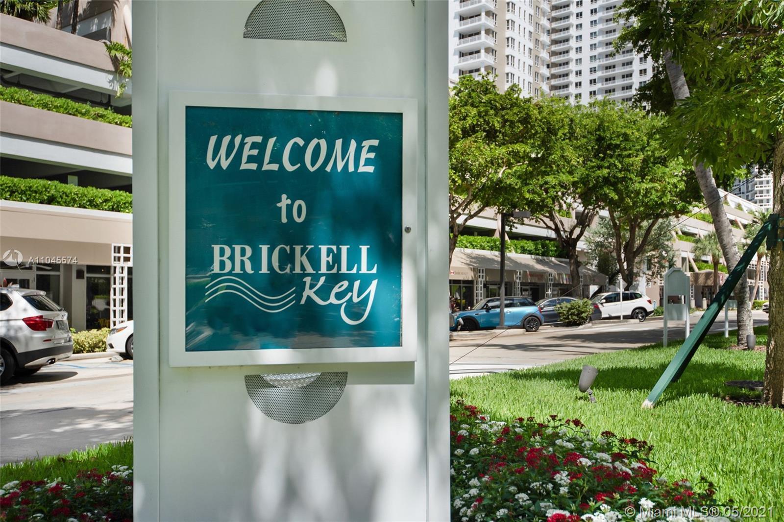 Brickell Key One - Квартиры на продажу