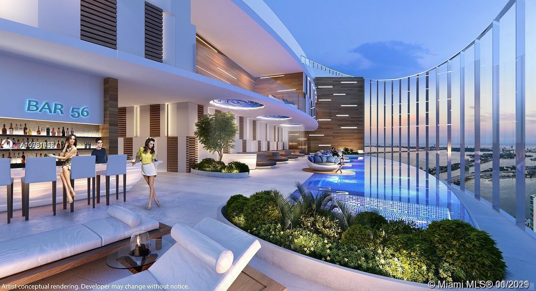 Paramount Miami Worldcenter - Квартиры на продажу