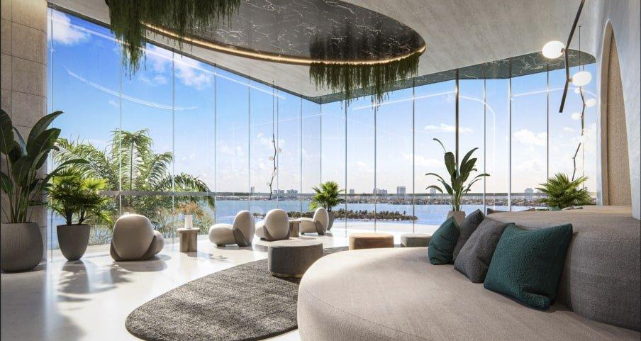 Aria Reserve - Роскошные квартиры в  Майами