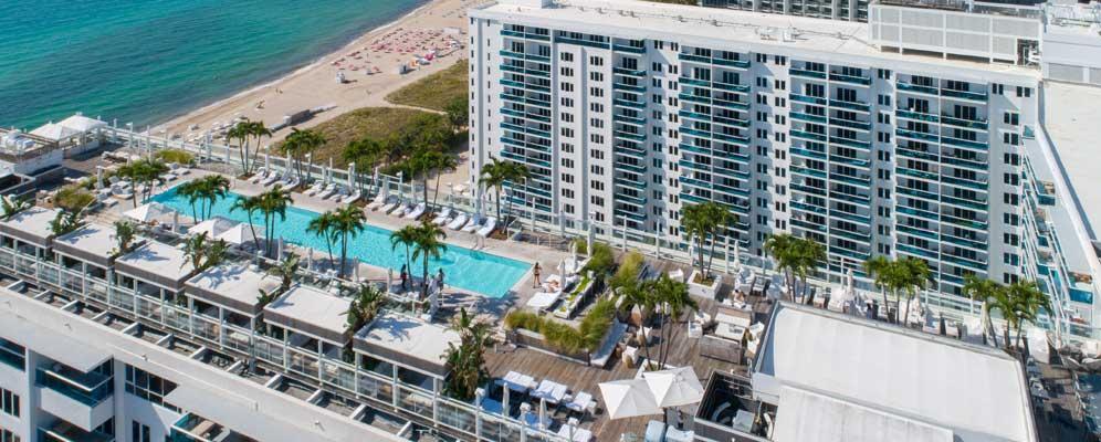 1 Hotel & Homes - Квартиры на продажу в South Beach