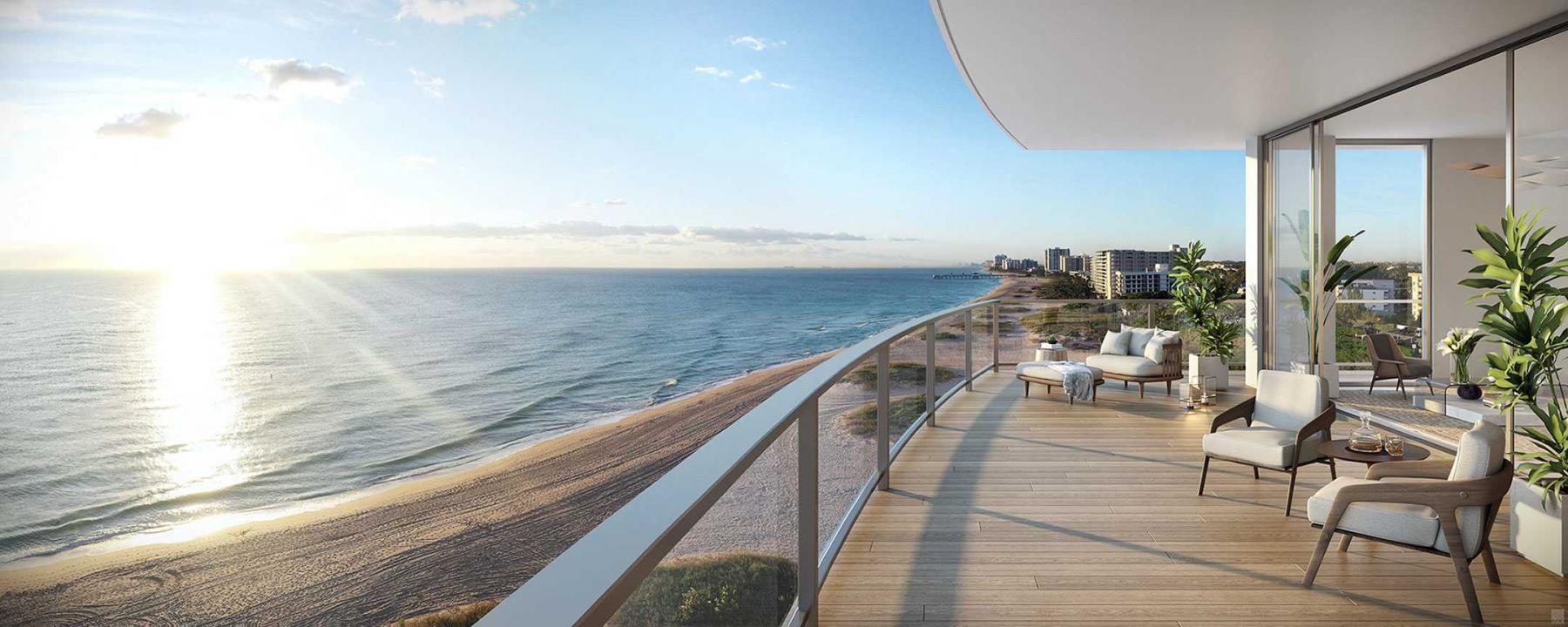 Solemar Pompano Beach - Квартиры на продажу
