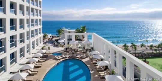 Ocean Resort Residences - квартиры в Форт-Лодердейле