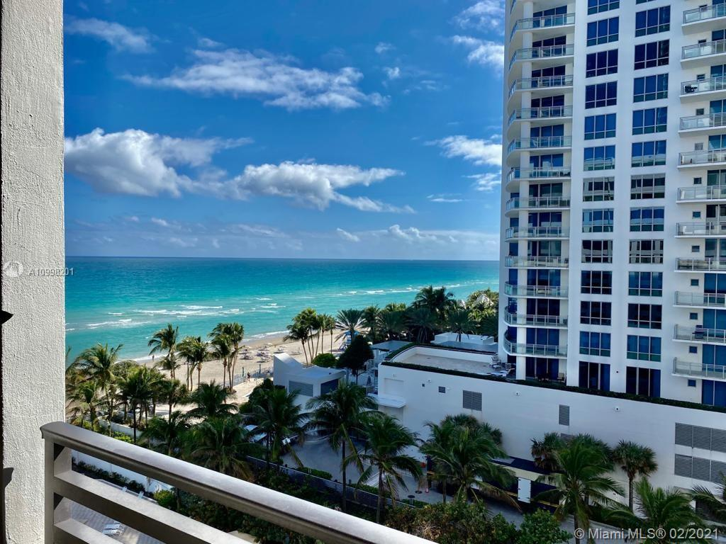 Alexander Towers condos for sale in Hollywood Beach