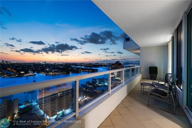 Ritz Carlton Fort Lauderdale condos