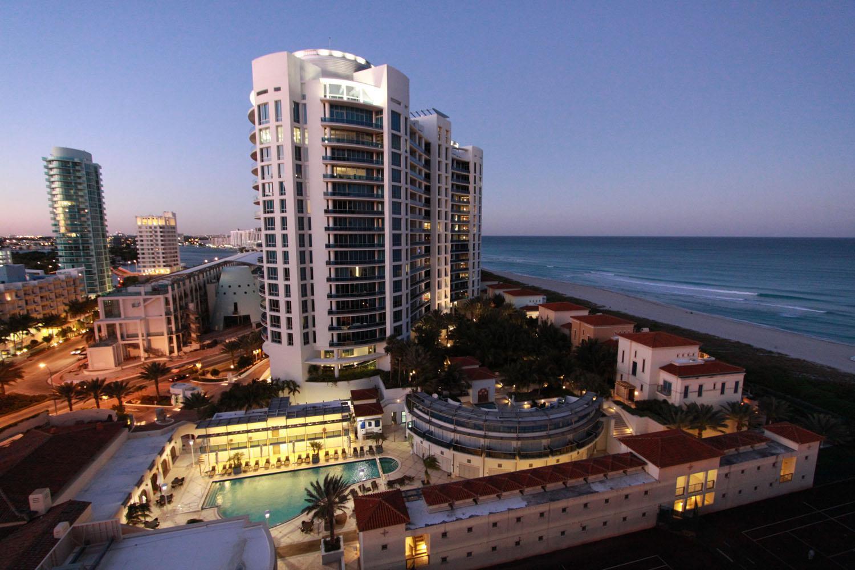 Bath Club - Квартиры в Майами-Бич на продажу