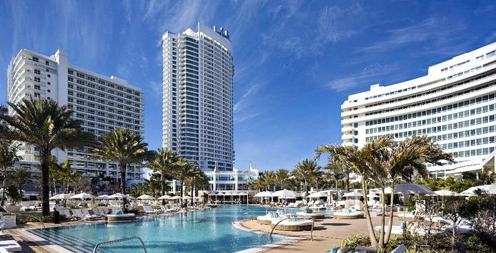 Fontainebleau II - Tresor Miami Beach Condos for Sale