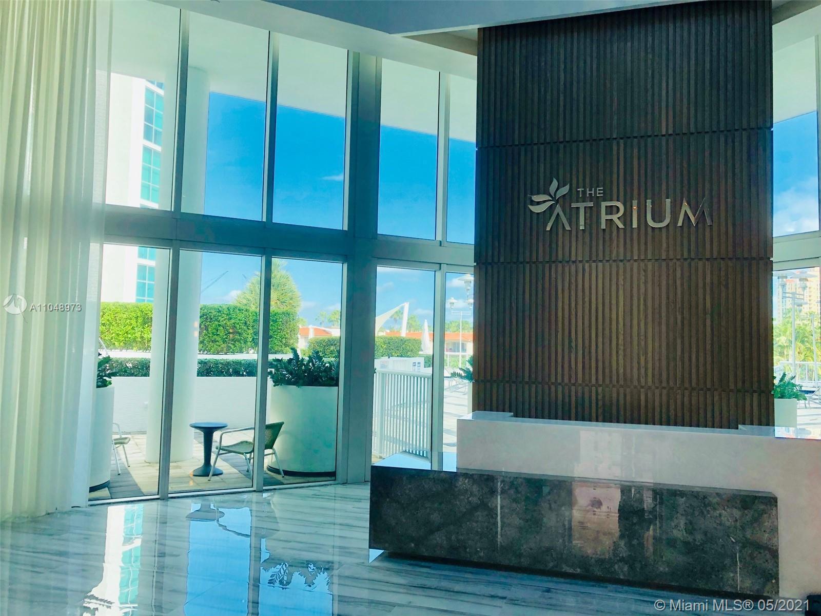 Atrium - Кондоминиумы Авентура Luxury Waterfront