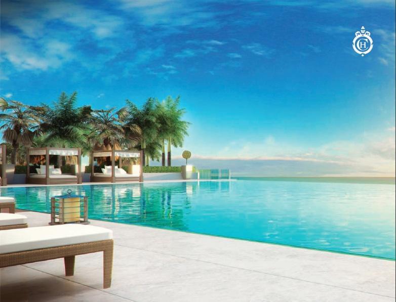 Chateau Beach Residences Квартиры на Санни Айлс Бич на продажу