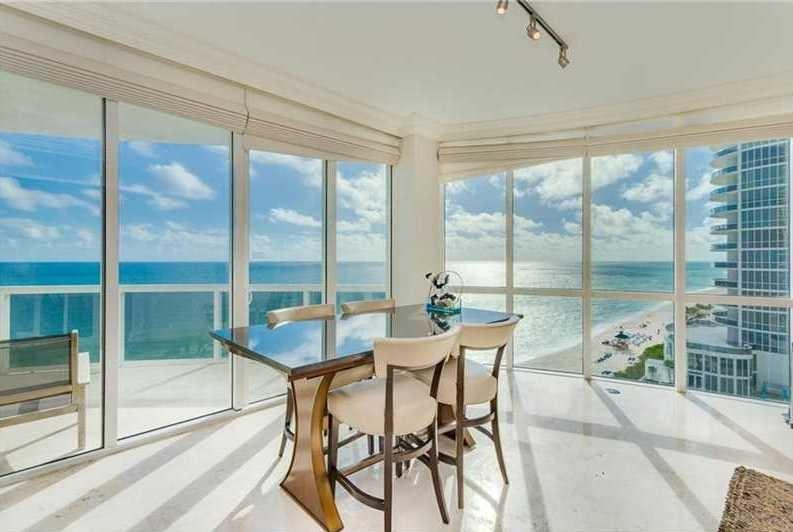 Квартиры на продажу в Trump Tower Three в Sunny Isles Beach