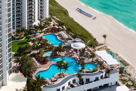 Trump International Hotel Condos - Sunny Isles Beach