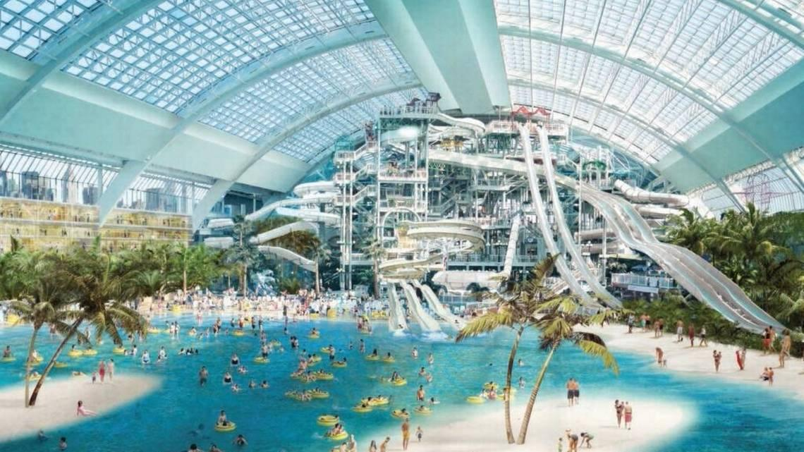 Мега мол American Dream в Майами